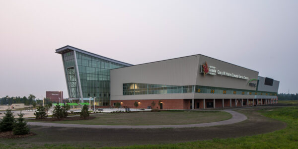 Red Deer College Gary W. Harris Canada Games Centre