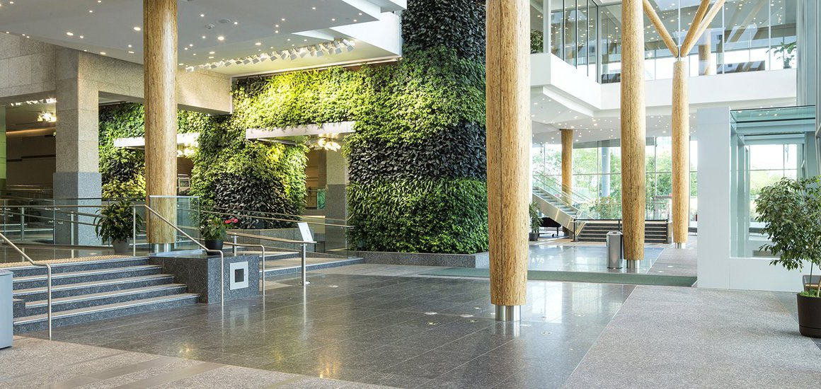 The Federal Building, Edmonton, AB - a sustainable construction project by Clark builders