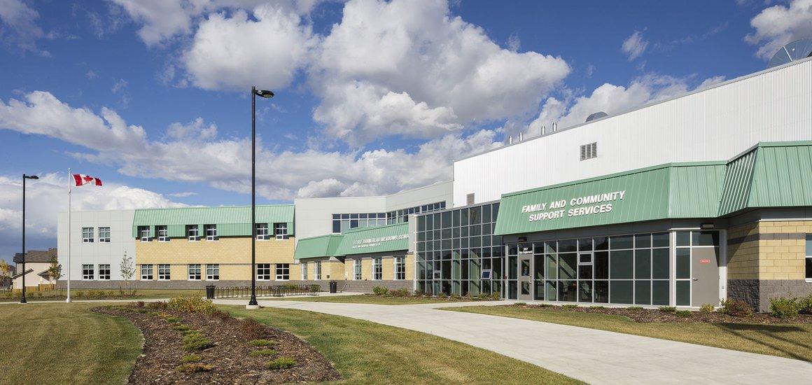 École Dansereau Meadows School, Beaumont, AB