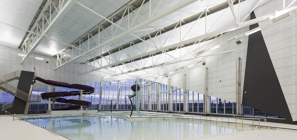 Claireview Community Recreation Centre, Edmonton, AB