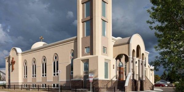 St. Mary & St. Mark Coptic Orthodox Church