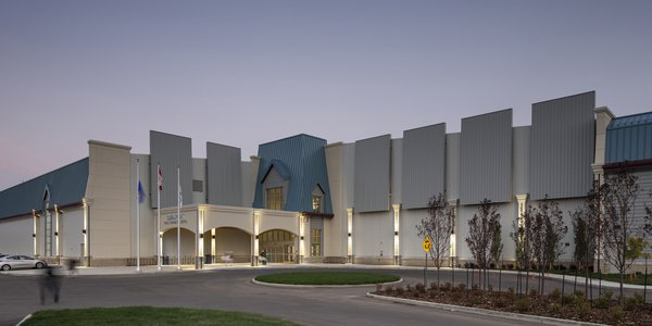Clareview Community Recreation Centre and Library