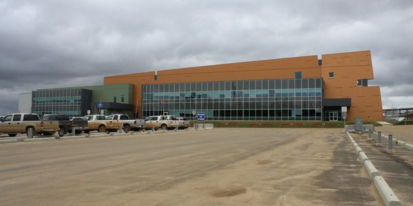 Opti Canada Inc. Office, Warehouse and Maintenance Building