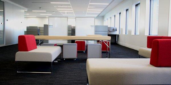 Andrew Davison Office Modernization
