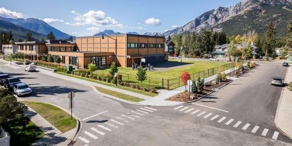 Banff Elementary School - Phase II