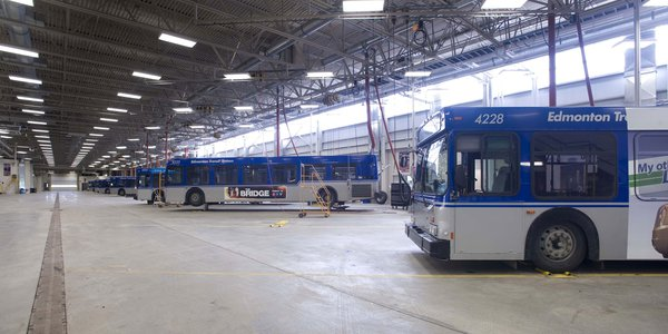 Airdrie Transit Facility