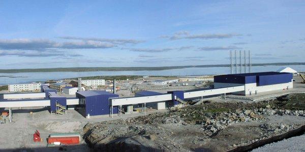 E.L. Smith Water Treatment Plant