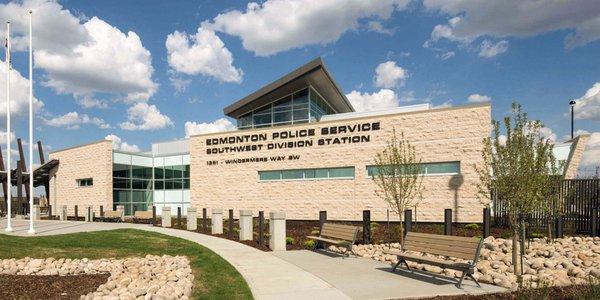 Edmonton Police Services Southwest Division Station
