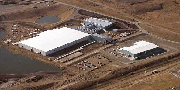 The Edmonton Composting Facility
