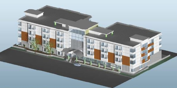 Edmonton People in Need Shelter Society's Bridgeway 2 Supportive Living