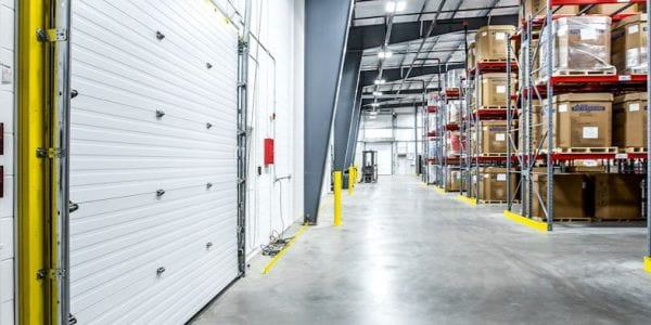 Mercury Plastics - Warehouse Expansion