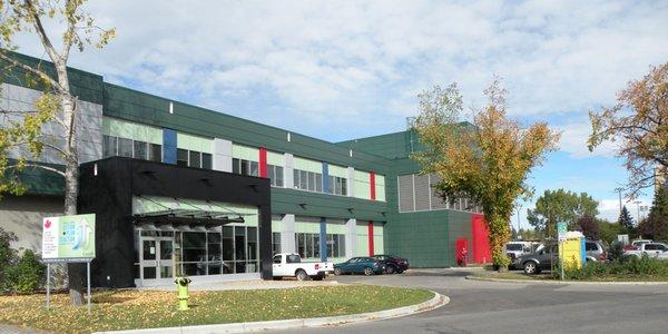 University of Calgary Cogeneration Plant