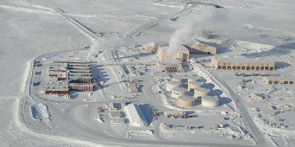 BHP Ekati Diamond Mine