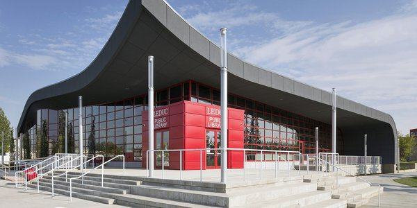 City of Leduc Library Expansion & Civic Centre Repurposing