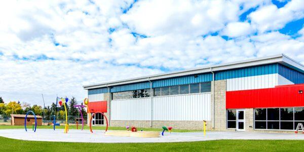 Camrose Aquatics Centre Expansion